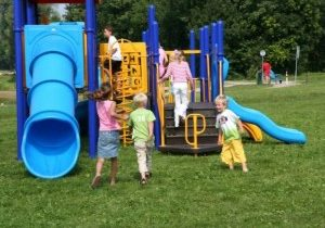 Recommended Playgrounds and Outdoor Sports for Children