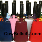 Cowbells – Ideal Instruments for Cheering Your Favorite Sports Personality
