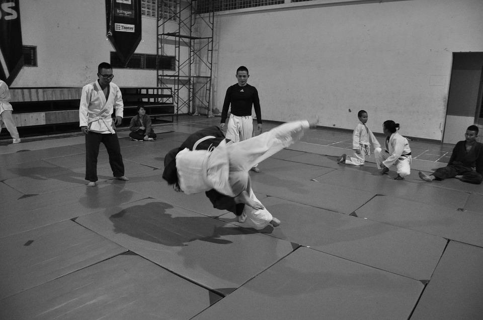 judo school