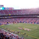 Detroit Lions Game versus New York Giants on Monday Night Football