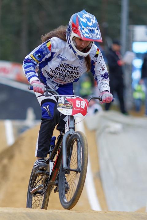bmx racing girl