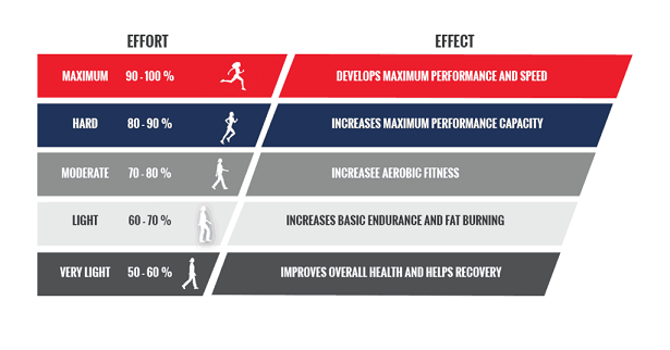 heart rate fitness training