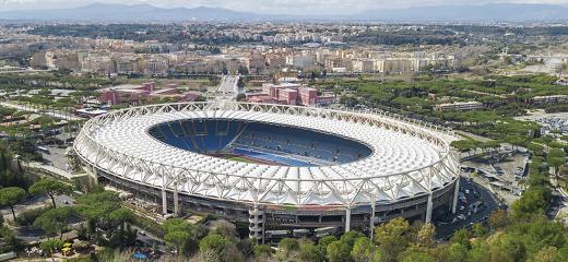 Stadio Olimpico, Rome